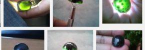 Cara Mengkilapkan Batu Black Jade Yg Kusam Agar Kinclong