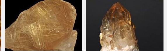 Batu Citrine ( Yellow Quartz )