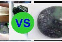 Perbedaan Batu Black Jade Dengan Badar Besi