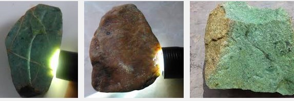 Bongkahan Batu Sungai Dareh