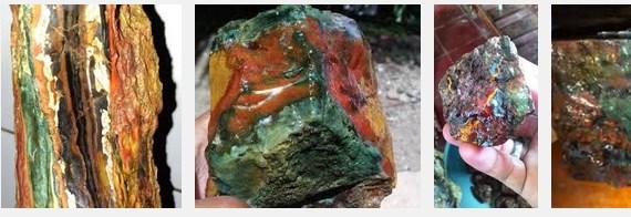 Batu Akik Yang Belum Dibuat