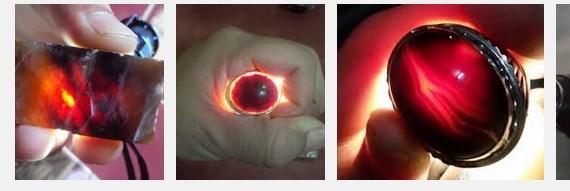 Ciri-Ciri Batu Kecubung Api Aceh