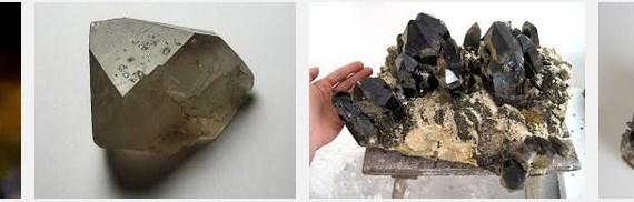 Batu Akik Kecubung Asap