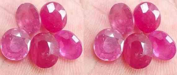 Batu Akik Pink Lebong CIBI
