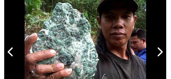 Batu Giok Kalimantan