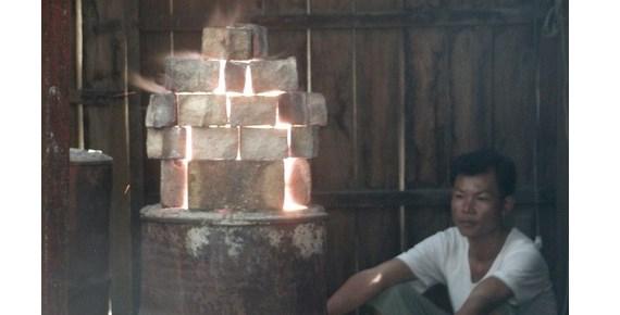 Cara Merawat Batu Akik Dengan Bara Api