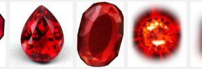 Batu Merah Delima Mitos dan Cara Mengetahui Yang Asli