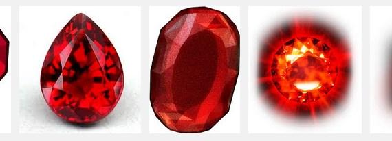 Batu Merah Delima Chatam America