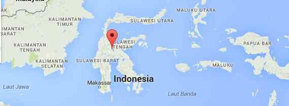 Batu Akik Dari Sulawesi . Peta Pulau Sulawesi Via Google.co.id