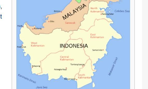 Jenis Batu Akik Kalimantan