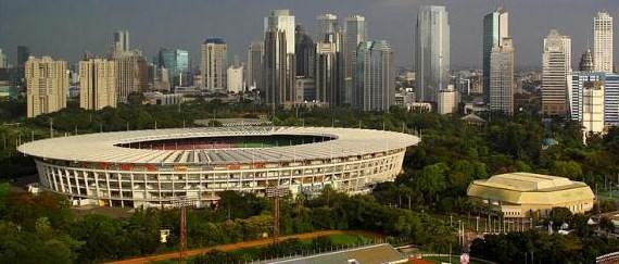 Stadion Termegah di Indonesia Gelora Bung Karno