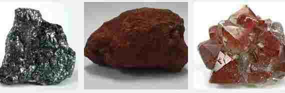 Batu Akik Badar Besi Hematite