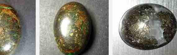 Jenis Batu Akik Badar