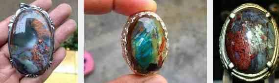 Batu Akik Pancawarna Garut