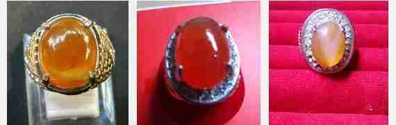 Jenis Batu Akik Sulaiman