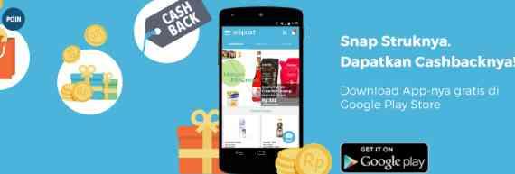 Aplikasi Snapcart Penghasil Uang