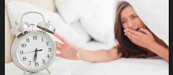 Sakit Saat Bangun Tidur