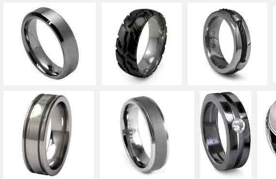 Harga Ring Titanium