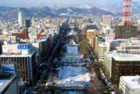 Hokkaido Jepang
