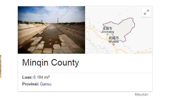 Kota Minqin