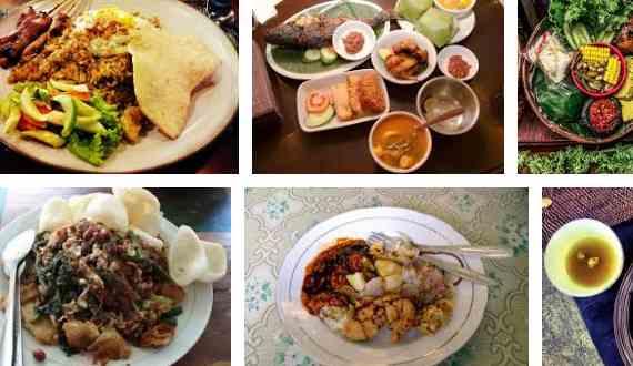 5 Makanan Indonesia Yang Disukai Turis dan Terkenal Di Dunia