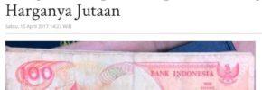 Jangan Buang Uang 100 Rupiah Tahun 1992 Anda, Kini Harganya Jutaan