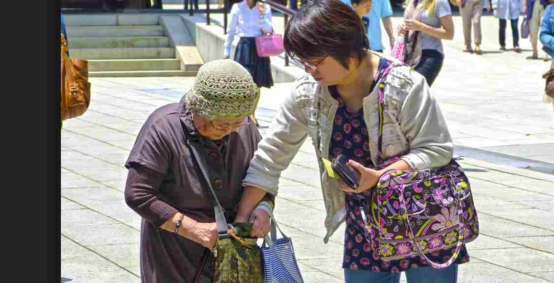 Rahasia Panjang Umur Orang Jepang