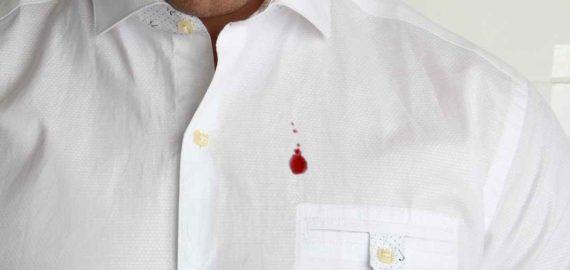 Ada Noda Darah di Pakaian