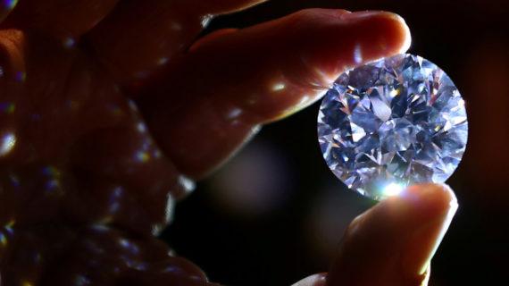 Blue Diamond, Batu Mulia Termahal di Dunia