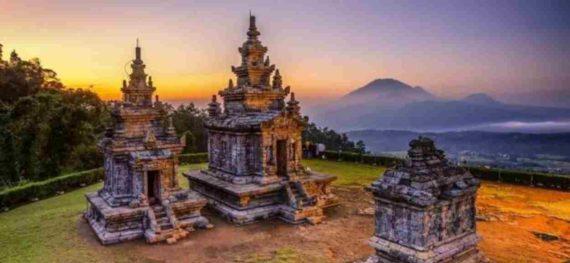 Mitos Tempat Wisata Candi Gedong Songo