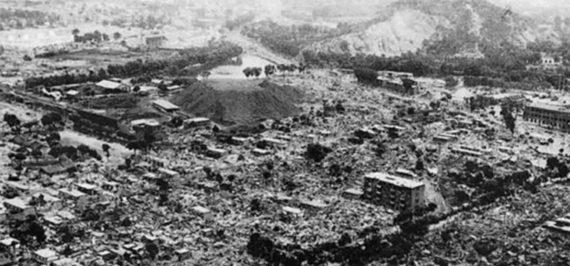 Gempa Bumi Tangshan 1976