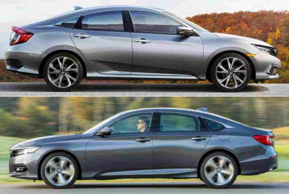 Honda Accord Dan Honda Civic