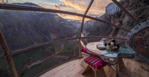 10 Hotel Terunik di Dunia dengan Konsep Anti-Mainstream