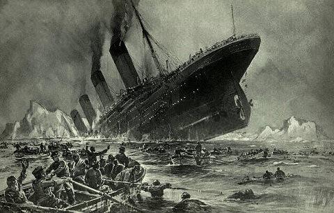 Insinyur-Insinyur Titanic