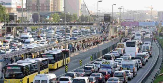 Istanbul Adalah Kota Termacet di Dunia