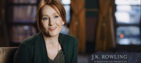 Teori Konspirasi J.K. Rowling Tidak Pernah Ada