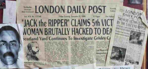 Kasus Pembunuhan Jack The Ripper