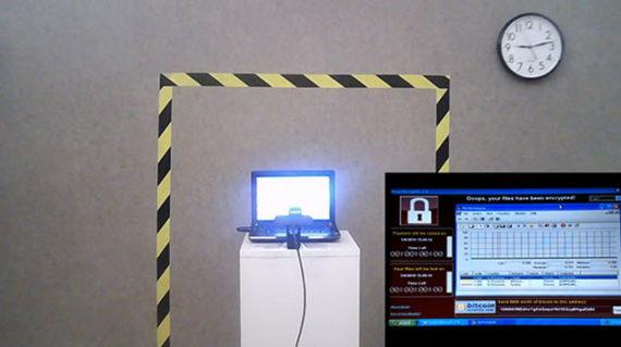 Lelang Laptop dengan Enam Virus