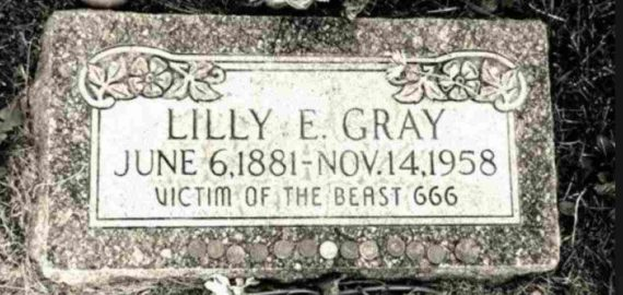 Lillian Gray Urban Legend