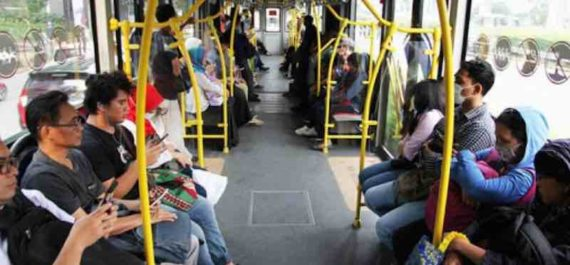 Mimpi Berada Didalam Bus
