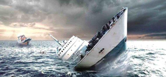 Mimpi Kecelakaan Kapal Laut