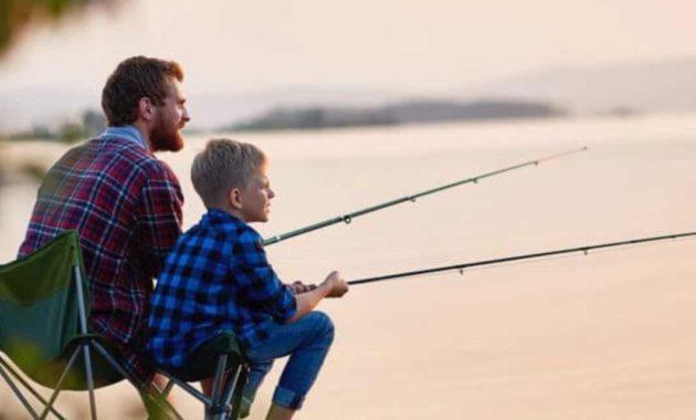 Mimpi Memancing Ikan Bersama Anak