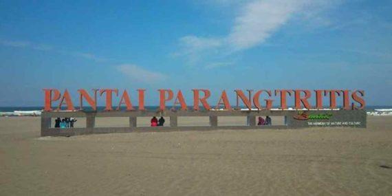 Misteri Pantai Parangtritis Yang Angker