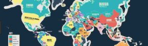 Daftar 5 Negara Dunia Yang Paling Berpengaruh Di 2019
