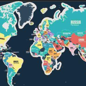 Negara Di Dunia Paling Berpengaruh