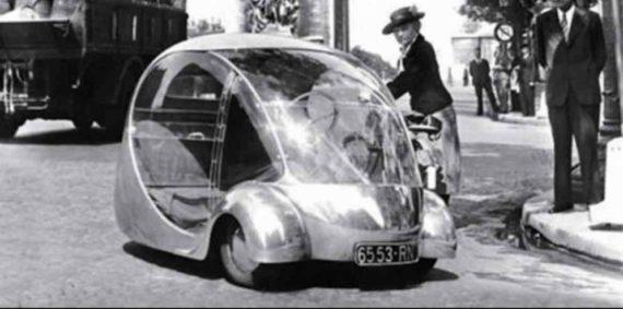 Oeuf electrique 1942