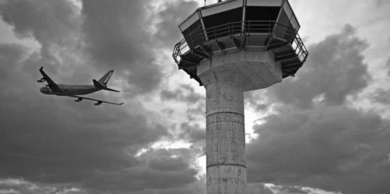 Pesawat Berputar-Putar