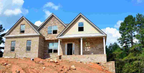 Rumah Sedang Dibangun