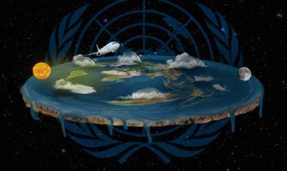 Teori Konspirasi Bumi Datar