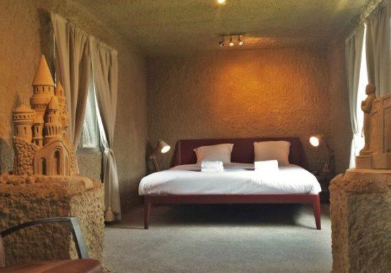 Hotel Dengan Konsep Istana Pasir